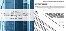 Desk Reference: Post-Financial Crisis Statutory and Regulatory Initiatives Affecting ABCP Conduits