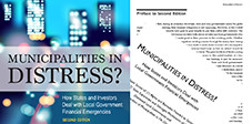 Municipalities in Distress? How States and Investors Deal with Local Government Financial Emergencies