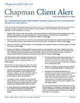 Insights: Chapman and Cutler LLP